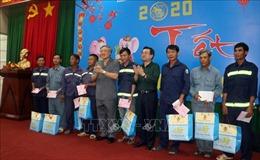 Đoàn công tác Trung ương thăm và chúc Tết tại huyện đảo Phú Quốc