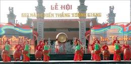 Kỷ niệm 593 năm Chiến thắng Xương Giang
