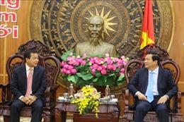 Thắt chặt tình đoàn kết, hữu nghị giữa các tỉnh giáp biên Việt Nam - Campuchia