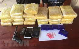 Liên tiếp phá thành công hai vụ ma túy lớn ở Sơn La