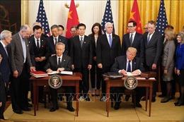EU cảnh báo kiện lên WTO nếu thỏa thuận thương mại Mỹ-Trung gây rối loạn thị trường