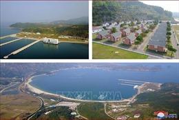 Lo ngại lây lan virus Corona, Triều Tiên dừng kế hoạch dỡ bỏ các cơ sở ở Núi Kumgang