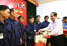 Trao quà Tết cho công nhân lao động và người nghèo tỉnh An Giang