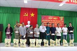 Chủ tịch Mặt trận Tổ Quốc Việt Nam thăm, tặng quà, chúc Tết tại Cần Thơ