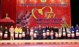 'Tết sum vầy - Mừng Xuân, ơn Đảng' tại Lai Châu