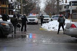 Cảnh sát Canada truy tìm hung thủ vụ xả súng tại thủ đô