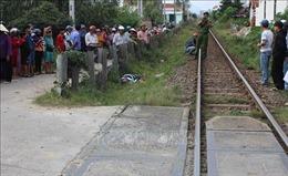 110 người tử vong do tai nạn đường sắt trong năm 2019