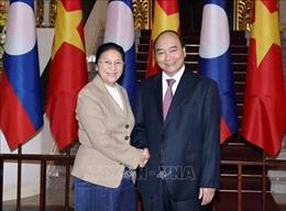 Củng cố, phát triển mạnh mẽ quan hệ đặc biệt Việt Nam-Lào