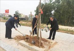Phát động 'Tết trồng cây đời đời nhớ ơn Bác Hồ' tại Quảng Bình