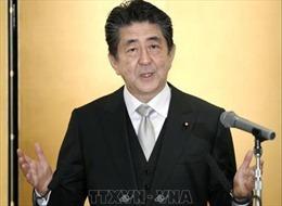 Nhật Bản tìm kiếm sự hợp tác từ Saudia Arabia