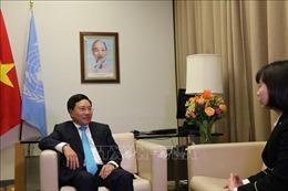 Việt Nam ưu tiên tuân thủ Hiến chương LHQ, ngoại giao phòng ngừa, bảo vệ người dân trong xung đột, biến đổi khí hậu