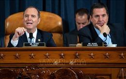 Các Thượng nghị sỹ Mỹ tuyên thệ luận tội Tổng thống Trump