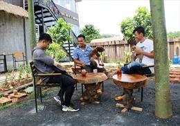 Trải nghiệm mô hình cà phê thú cưng lần đầu tiên xuất hiện ở Đắk Lắk