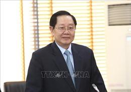 Bộ trưởng Nội vụ Lê Vĩnh Tân: Xây dựng bộ máy hành chính nhà nước thật sự trong sạch