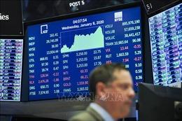 Thị trường chứng khoán Mỹ và châu Á tăng điểm