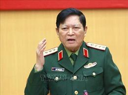 Làm tốt công tác chuẩn bị choĐại hội đại biểu Đảng bộ Quân khu 3