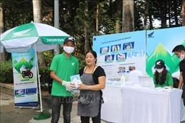 Hỗ trợ công nhân tại các khu công nghiệp thành phố Cần Thơ phòng ngừa dịch bệnh COVID-19