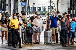 Thái Lan kiểm soát nguồn cung khẩu trang và dung dịch sát khuẩn