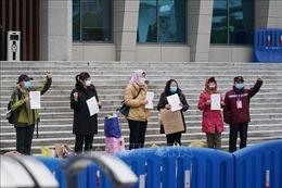Trên 8.000 bệnh nhân nhiễm COVID-19 được xuất viện tại Trung Quốc đại lục