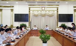 TP Hồ Chí Minh triển khai đề án xây dựng đô thị thông minh