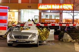 Đức báo động an ninh sau vụ tấn công tại Hanau