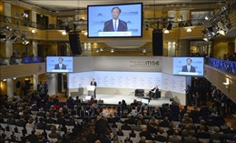 Hòa bình và an ninh quốc tế - trọng tâm tại Hội nghị An ninh Munich 2020