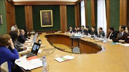 Việt Nam và Bỉ tăng cường hợp tác trong lĩnh vực kiểm toán