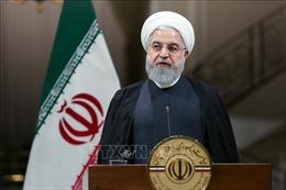 Tổng thống Iran để ngỏ khả năng đàm phán nếu Mỹ quay trở lại thỏa thuận hạt nhân