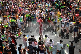 Chính phủ Thái Lan cân nhắc khả năng kéo dài kỳ nghỉ Tết cổ truyền Songkran