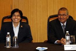 'Bóng hồng' đầu tiên lãnh đạo Cục Phòng chống khủng bố Malaysia