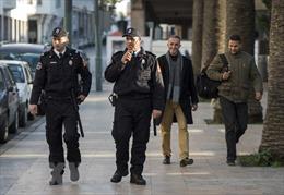 Bắt giữ nghi phạm liên quan đến khủng bố tại Maroc