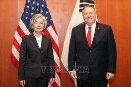 Ngoại trưởng Hàn Quốc sẽ nêu vấn đề chia sẻ chi phí quân sự với người đồng cấp Mỹ