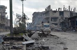 Quân đội Chính phủ Syria đẩy mạnh chiến dịch tấn công nhằm vào tỉnh Idlip