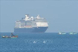 WHO cảm ơn Campuchia cho phép tàu Westerdam cập cảng Sihanoukville