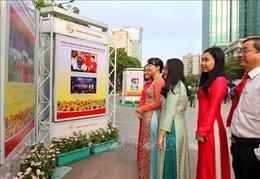 Khai mạc Triển lãm ảnh Đảng Cộng sản Việt Nam – Sáng mãi niềm tin