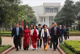 Đảng bộ Ban biên tập Ảnh TTXVN đẩy mạnh học tập và làm theo tư tưởng, đạo đức, phong cách Hồ Chí Minh