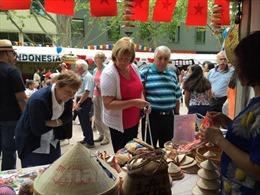 Quảng bá hình ảnh Việt Nam tại Lễ hội Đa văn hóa ở Australia