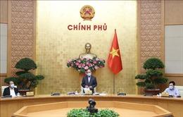 Thủ tướng chủ trì cuộc họp chuẩn bị cho hội nghị trực tuyến về những vấn đề cấp bách