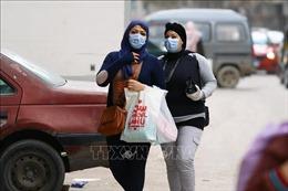 Số ca nhiễm virus SARS-CoV-2 tại Ai Cập tăng lên 576 người