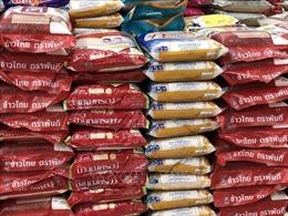 Dịch COVID-19 làm gạo Thái Lan đắt hàng