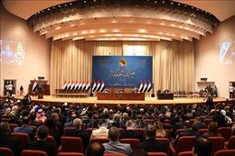 Quốc hội Iraq tiếp tục phải hoãn phiên bỏ phiếu danh sách Nội các mới