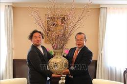 Tỉnh Fukushima cảm ơn sự giúp đỡ của Việt Nam sau thảm họa động đất, sóng thần năm 2011