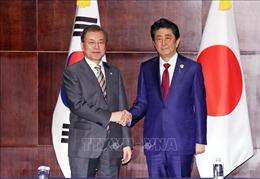 Nhật Bản và Hàn Quốc đàm phán giải quyết căng thẳng thương mại