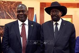 Nam Sudan xúc tiến kiện toàn nội các