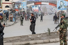 IS thừa nhận chủ mưu vụ tấn công tại Kabul