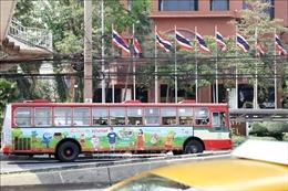 Nghiên cứu phản ánh của TTXVN về mục tiêu phát triển xe điện của Thái Lan