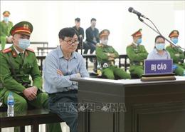 Bị cáo Trương Duy Nhất bị tuyên phạt 10 năm tù vì lợi dụng chức vụ, quyền hạn