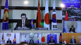 Tổng Thư ký ASEAN: Việt Nam đã thể hiện 'tầm lãnh đạo mạnh mẽ'