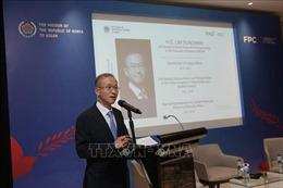 Đoàn kết, hợp tác là thành công lớn nhất của Hội nghị cấp cao đặc biệt ASEAN+3 về COVID-19