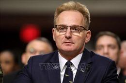 Quyền Bộ trưởng Hải quân Mỹ từ chức